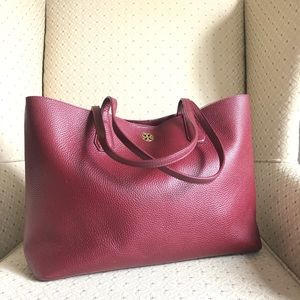 Tory Burch Red Perry Tote bag